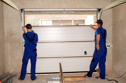 garage door repair london