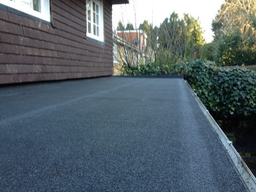 Mikes Flat Roof